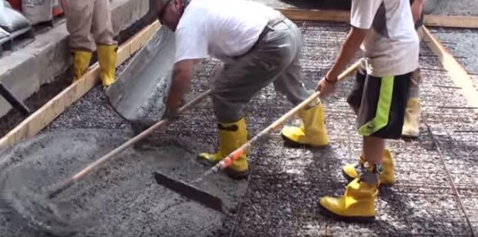 Concrete Services - Concrete Foundations Huntington Beach